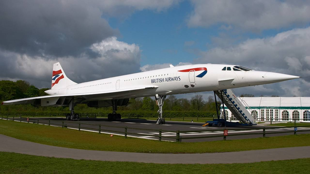 G-BOAC | British Airways | Aerospatiale-BAC Concorde 102